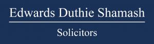 Edwards Duthie Shamash Solicitors