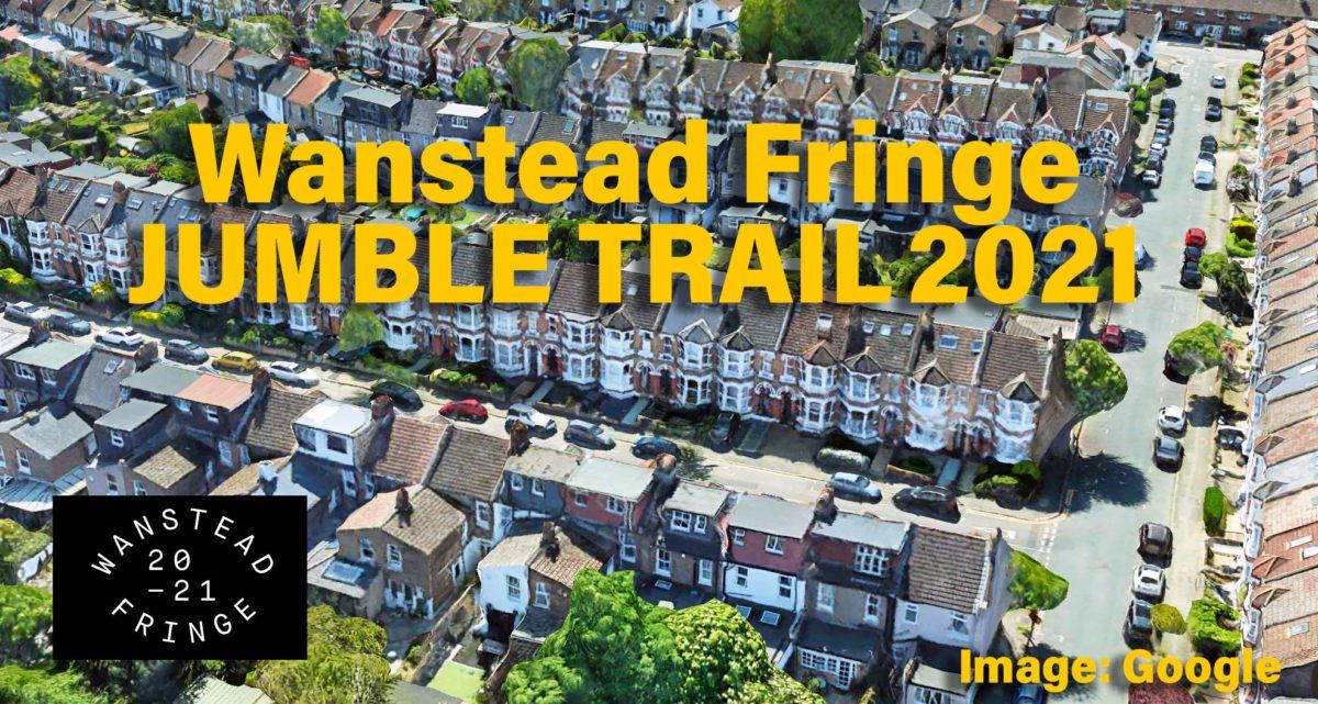 Wanstead Fringe Jumble Trail