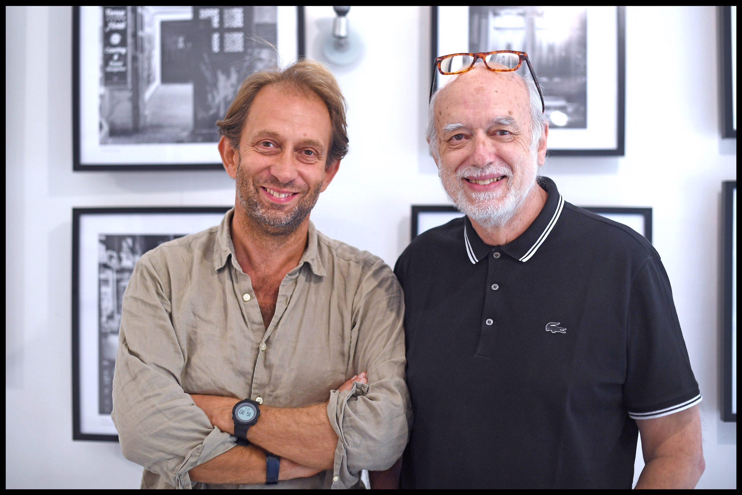 Geoff Wilkinson & Stefan Rousseau