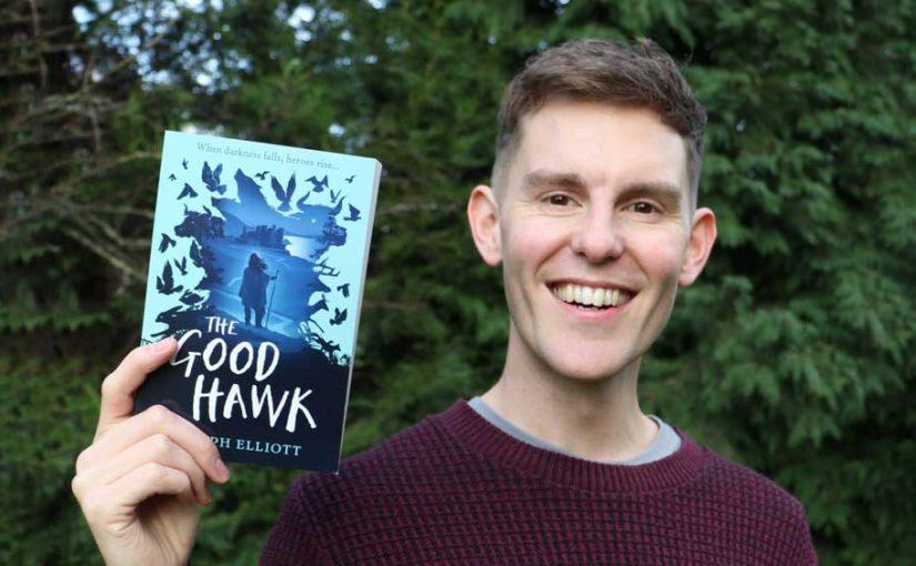 Wanstead Bookshop presents: Joseph Elliott