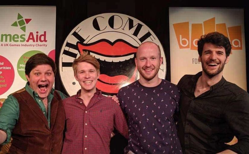 Wanstead Fringe Mid-week Comedy: Improv