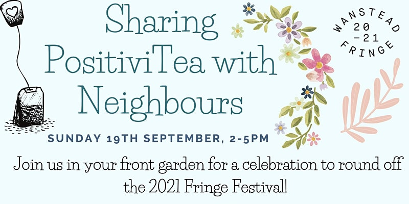Sharing Positivitea with Neighbours